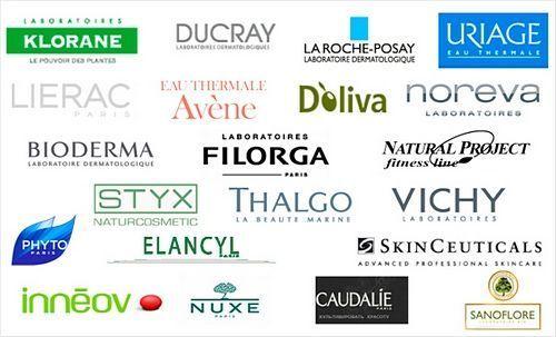Farmaceutska kozmetike marke