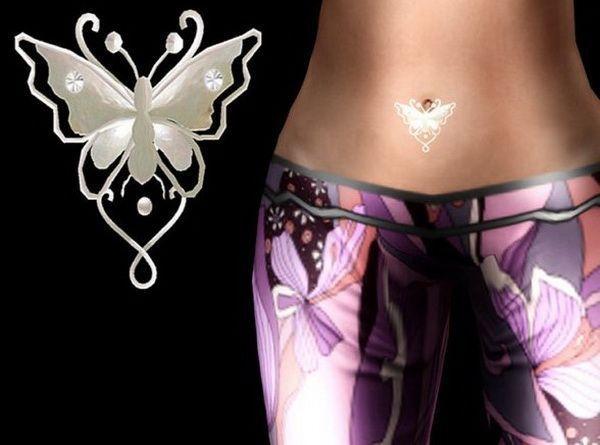 Бабочки в моем животе – это любовь к тебе?