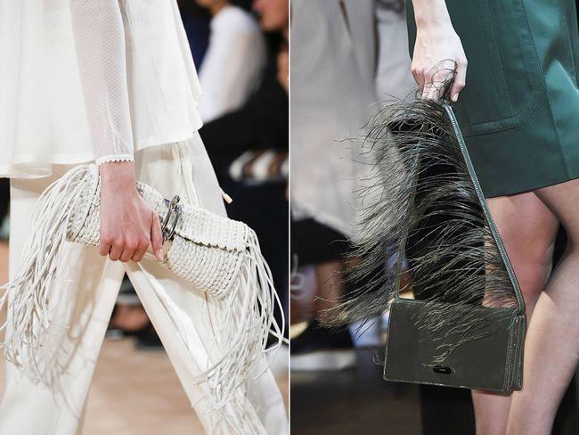 Torbe s resicama: Balenciaga, Nina Ricci