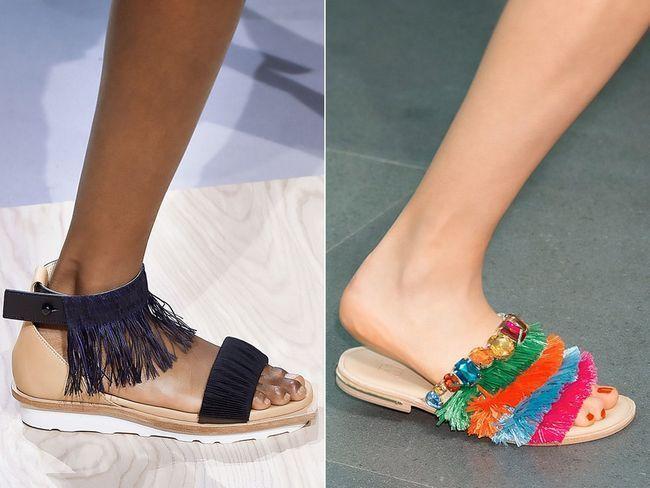 Cipele s resama: Issey Miyake, Stella Jean