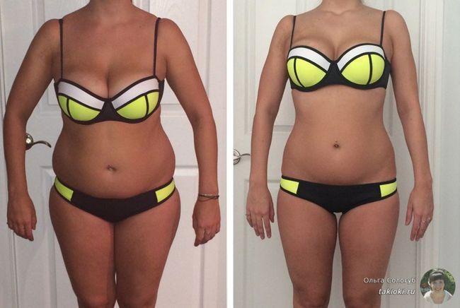белковая диета на 10 дней фото до и после