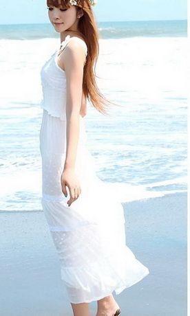 sundresses bijelo