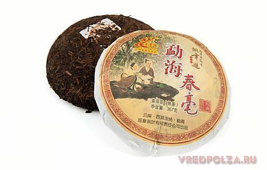 Спрессованные лепешки Пуэра могут храниться долгие годы. Выдержанный чай имеет немалую стоимость и обладает изумительным вкусом