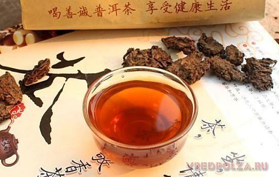 Противопоказан крепкий чай Пуэр беременным и детям. Не рекомендуется его прием натощак