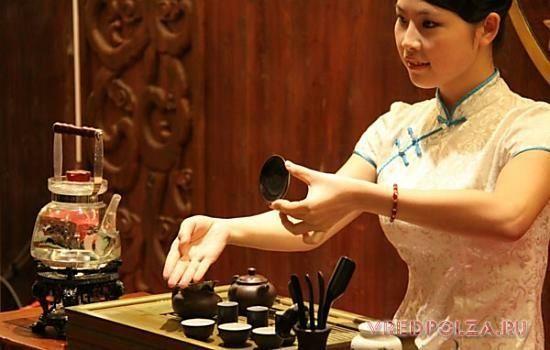 Церемония чаепития в Китае - настоящее искусство. Она проводится в спокойной обстановке, в тишине и полной гармонии