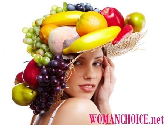 Цветная диета: диета-радуга
