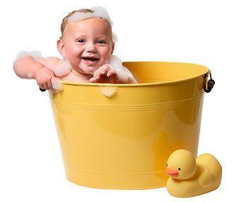 Baby sapun: zabave za djecu i odrasle