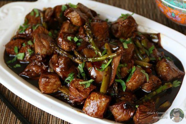 Рецепт говядины по вьетнамски