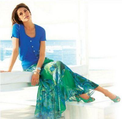 Длинные юбки - удобство, красота и элегантность