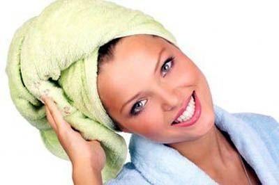 Домашние маски для волос
