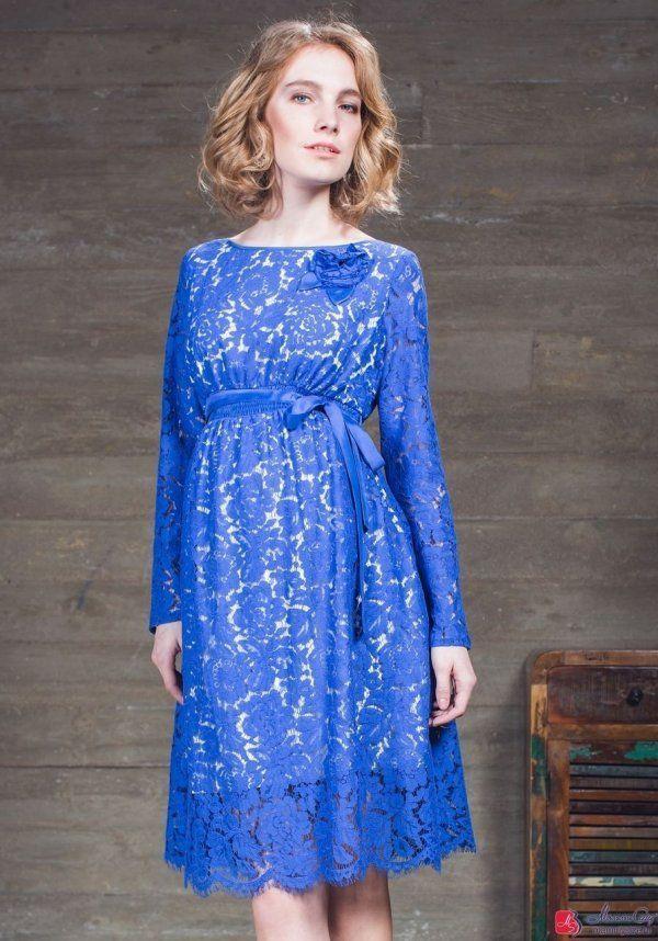 Smart opcija ljetna haljina s čipkom i satenskim detalji