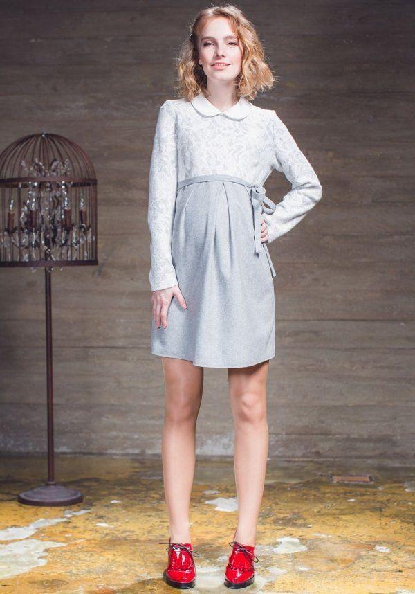 Original haljinu sa zvonom suknju, bluzu simulira
