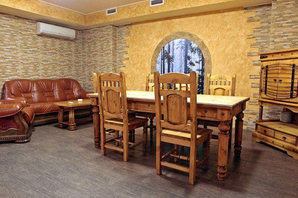 Udobna soba, razdeljen na več območij