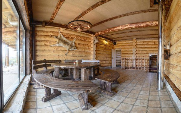 Velika soba z lepim razgledom