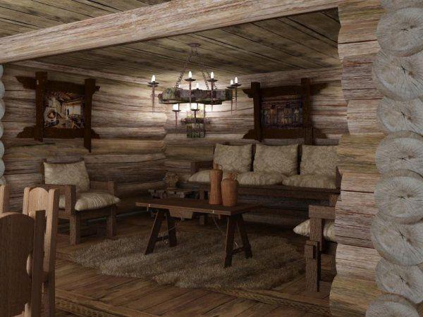 Spektakularen oblikovanje prostora bo omogočilo, da imajo dober počitek in sprostitev