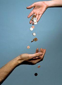 vedeževanje kovanci