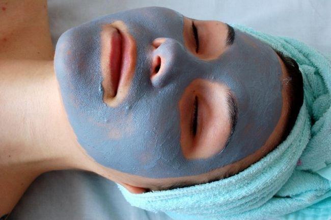 Голубая глина для лица: отзывы, польза, применение, свойства