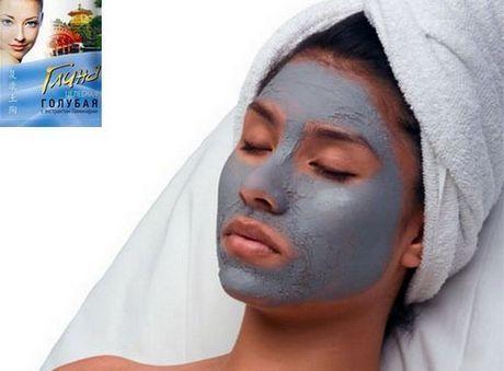 Голубая глина для лица: отзывы, польза, применение, свойства-2