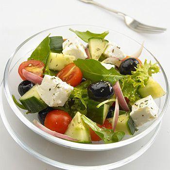 Греческий салат: 5 лучших рецептов