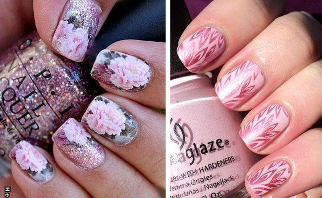 prekrasna ideja dizajna kratkim noktima