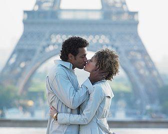 Искусство французского поцелуя + красивое видео