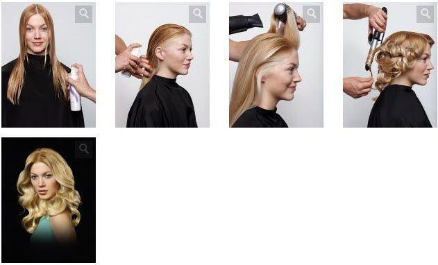 Как накрутить волосы?