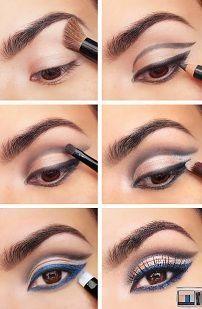 Как правильно рисовать глаза карандашом: красивые стрелки