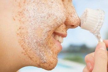 Čišćenje lica kod kuće