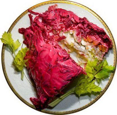 Klasična haringa pod bundu: pravo recept