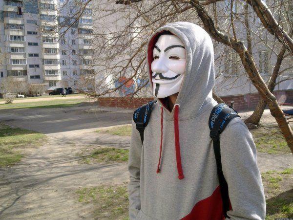Анонимус – романтик весной