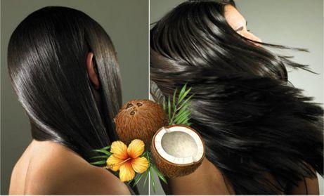 кокосового масла для волос