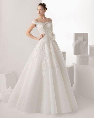 Коллекция свадебных платьев Rosa Clara 2014