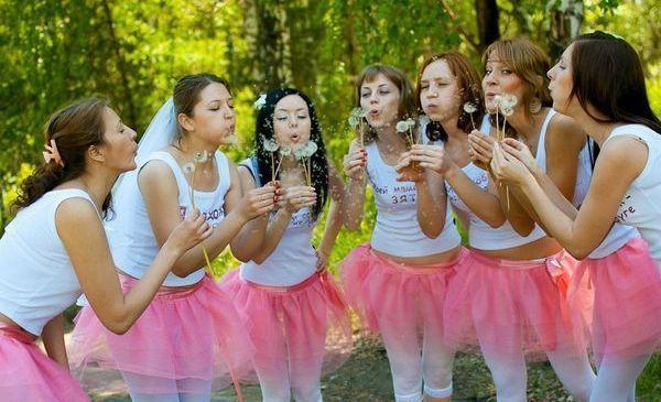 Устроим подружке прощальную вечеринку! Фото с сайта http://forum-grad.ru/