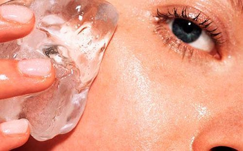 Wiping led kože