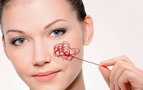 Kozmetika rosacea lica