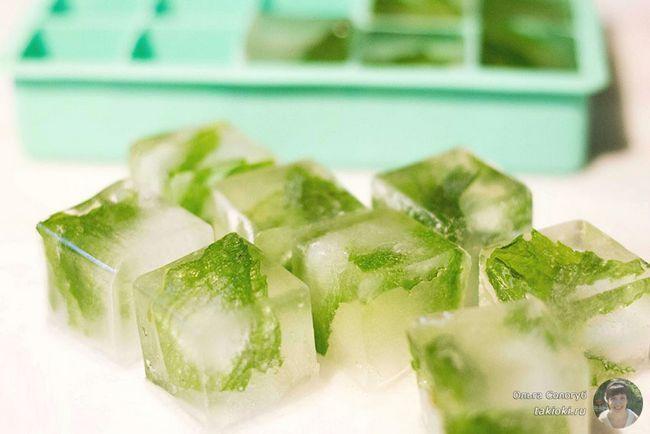 Ice bore na licu - recepti
