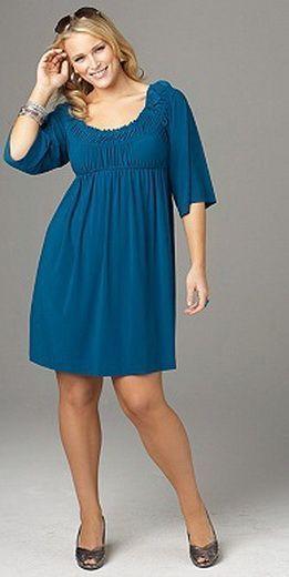 Ljetne haljine za gojazne
