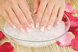 ванночки с йодом для ногтей