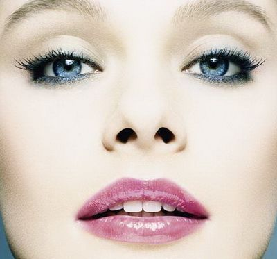 Siva i plava šminka za plave oči