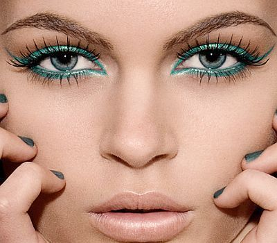 Boja šminka za plave oči
