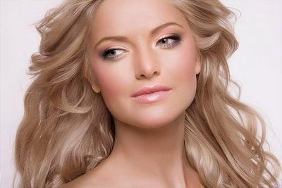 Prirodni make-up za plave oči