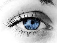 Šminka za plave oči