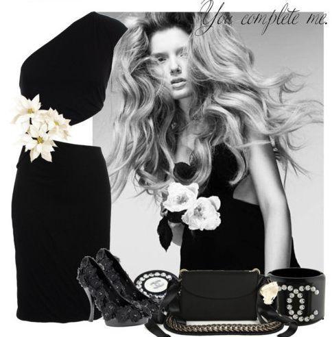 Malu crnu haljinu - klasična za sva vremena