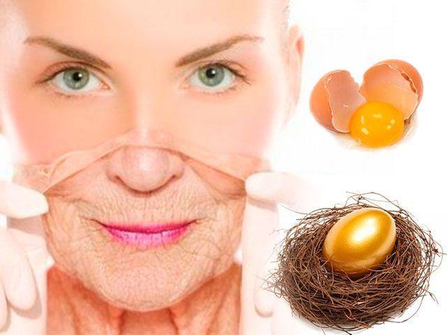 Obličejové masky s proteinem v domácnosti