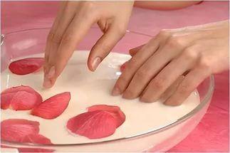Желатин для укрепления ногтей