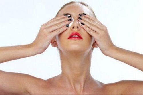 Как делать маски от морщин вокруг глаз