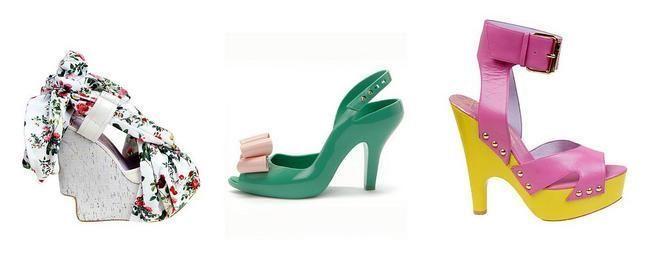 обувь лето 2013 женская