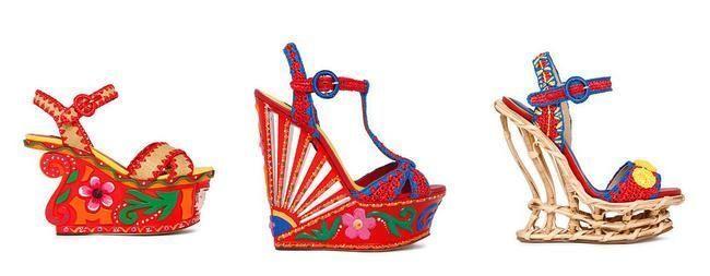 женская обувь 2013 весна лето