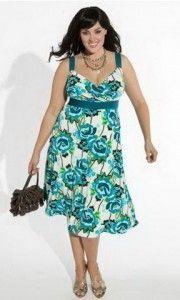 trendi sundresses za gojazne žene (19)