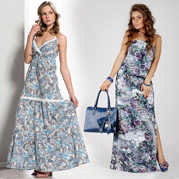 Foto: Trendy tunike sa cvijećem